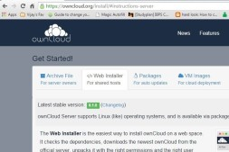 how to install owncloud on bluehost